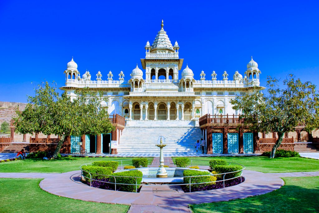 The beautiful Jaswant Thada