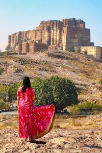Mehrangarh Fort from Jaswant Thada